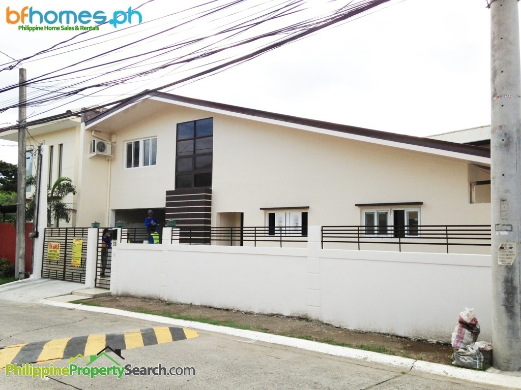 BF Homes Newly Renovated 2 Story House for Sale
