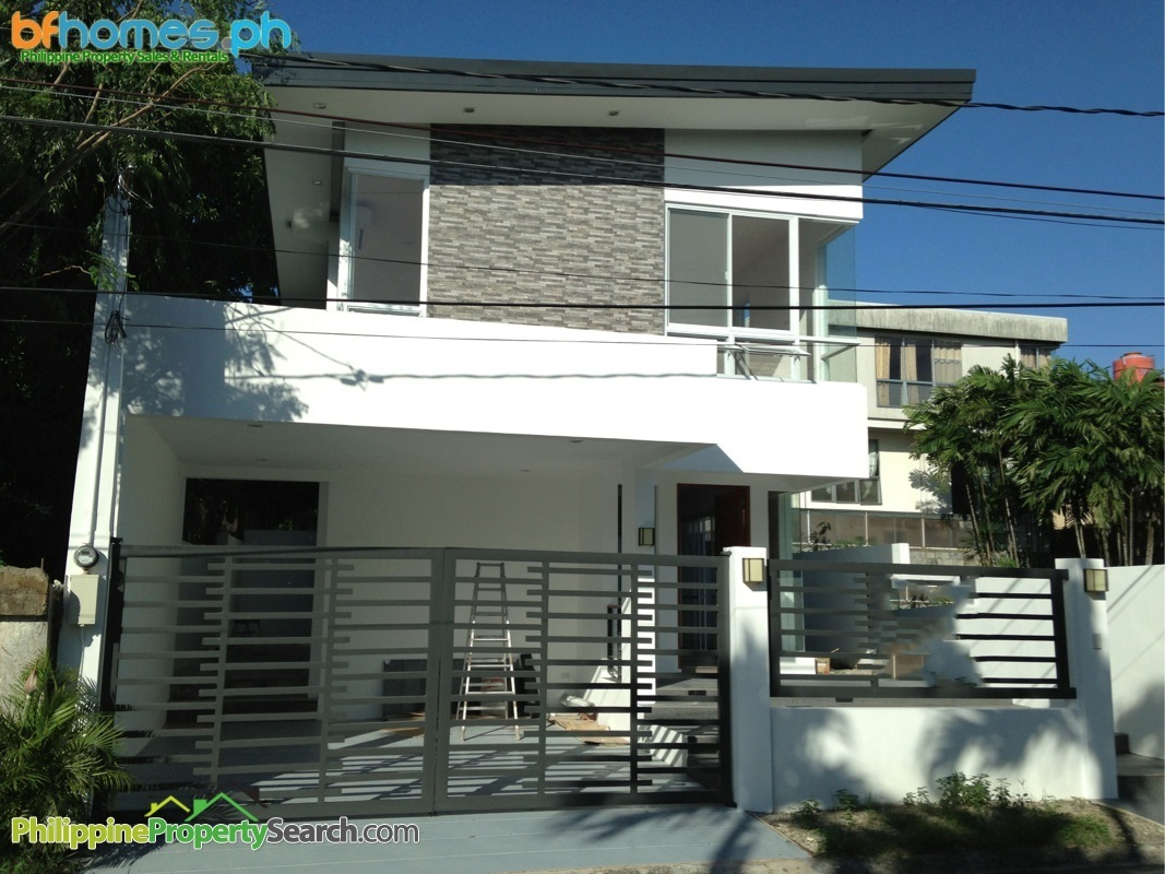 BF Homes Brandnew 2 Story 3 Bedrooms House for Sale