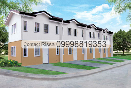 Molino Bacoor Cavite Ashlee Townhouse Fairgrounds Village