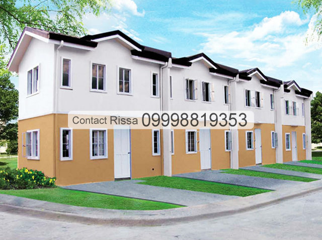 Ashlee Townhouse Fairgrounds Molino Bacoor Cavite