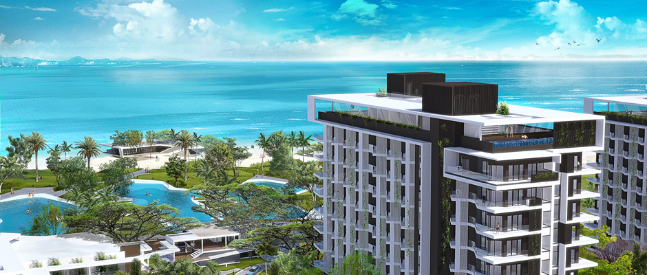 Condo for sale by the beach in Cebu Philippines