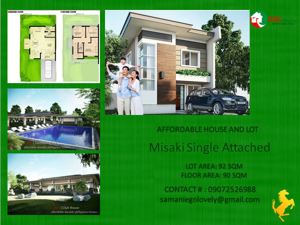 RENT TO OWN: House Rizal
