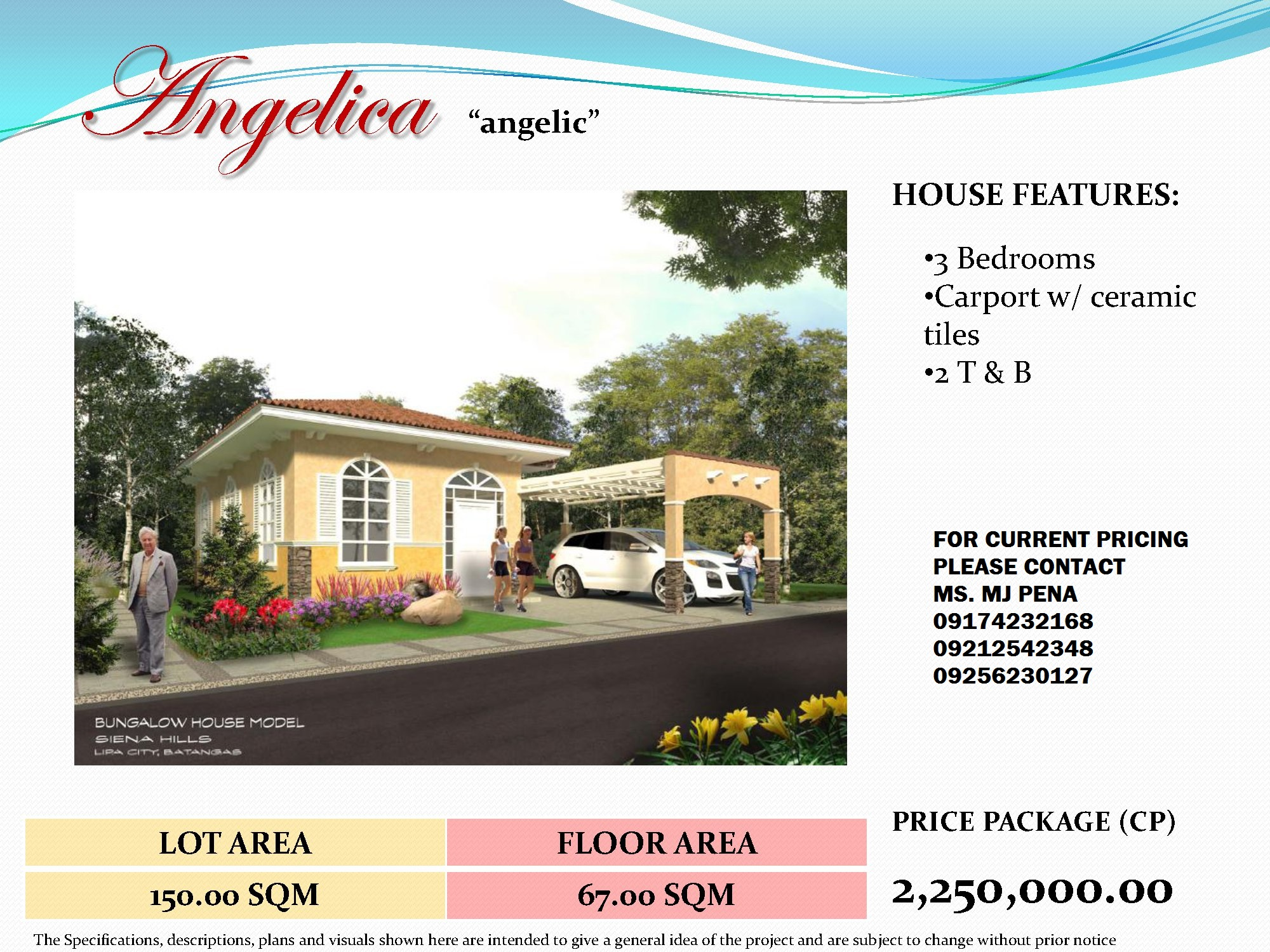 FOR SALE: House Batangas > Lipa City 1