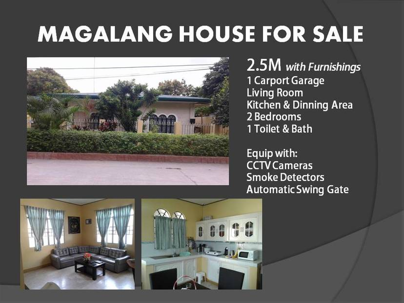 Magalang House