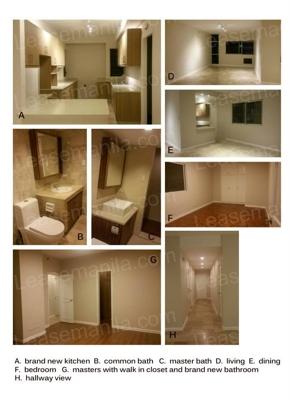 FOR RENT / LEASE: Apartment / Condo / Townhouse Manila Metropolitan Area > San Juan