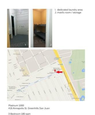 FOR RENT / LEASE: Apartment / Condo / Townhouse Manila Metropolitan Area > San Juan 1