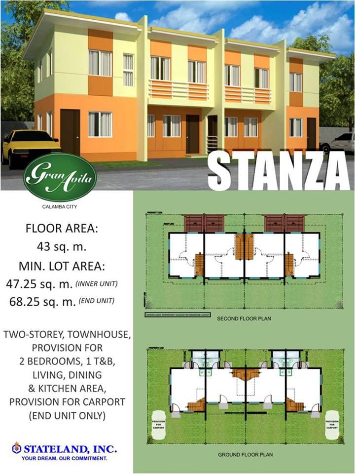 STANZA MODEL 2