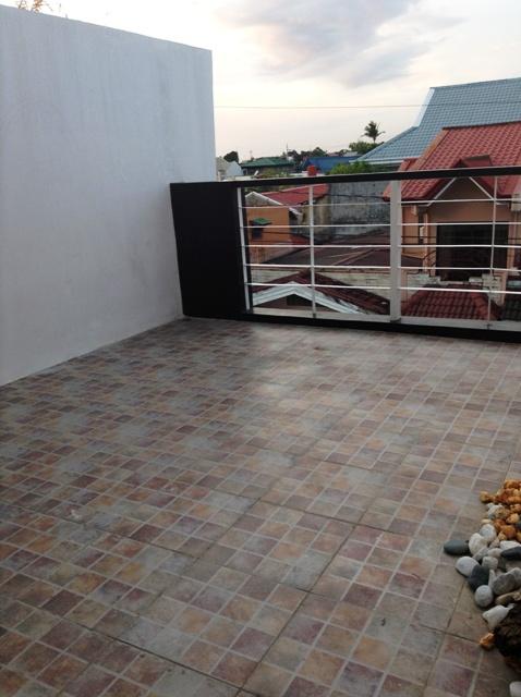 terrace 3rd flr