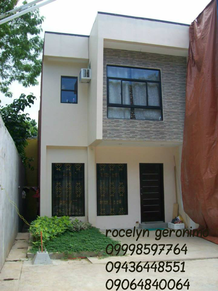 townhouse in marikina city at dao St Marikina Heigths