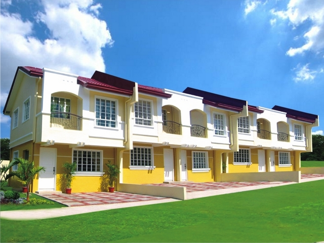 FLORIANA MODEL (TOWNHOUSES)