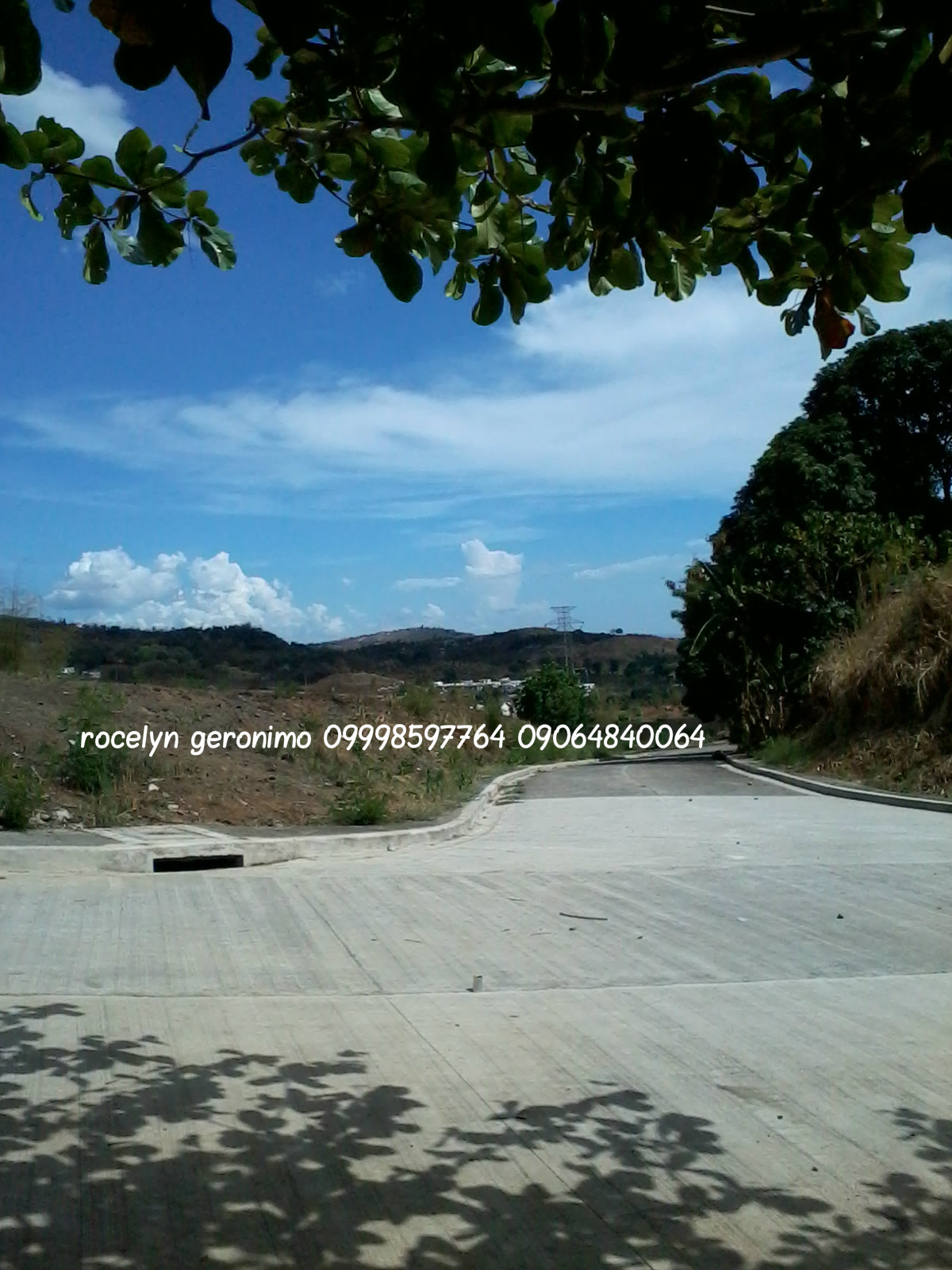 residential lot,glenrose east taytay