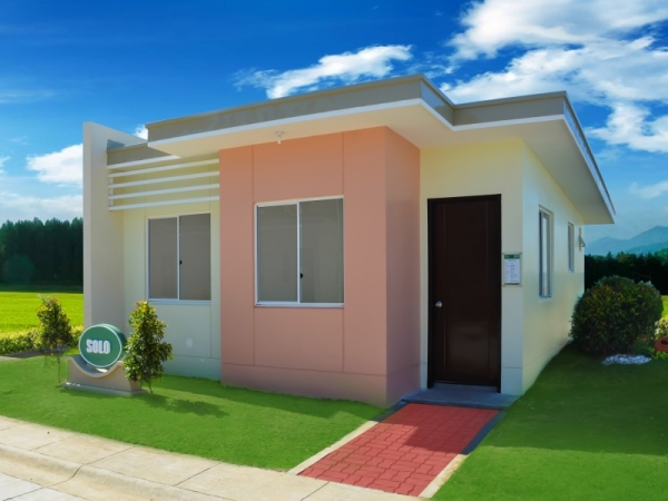 1BR Single storey Affordable Housing Gran Avila Calamba Laguna