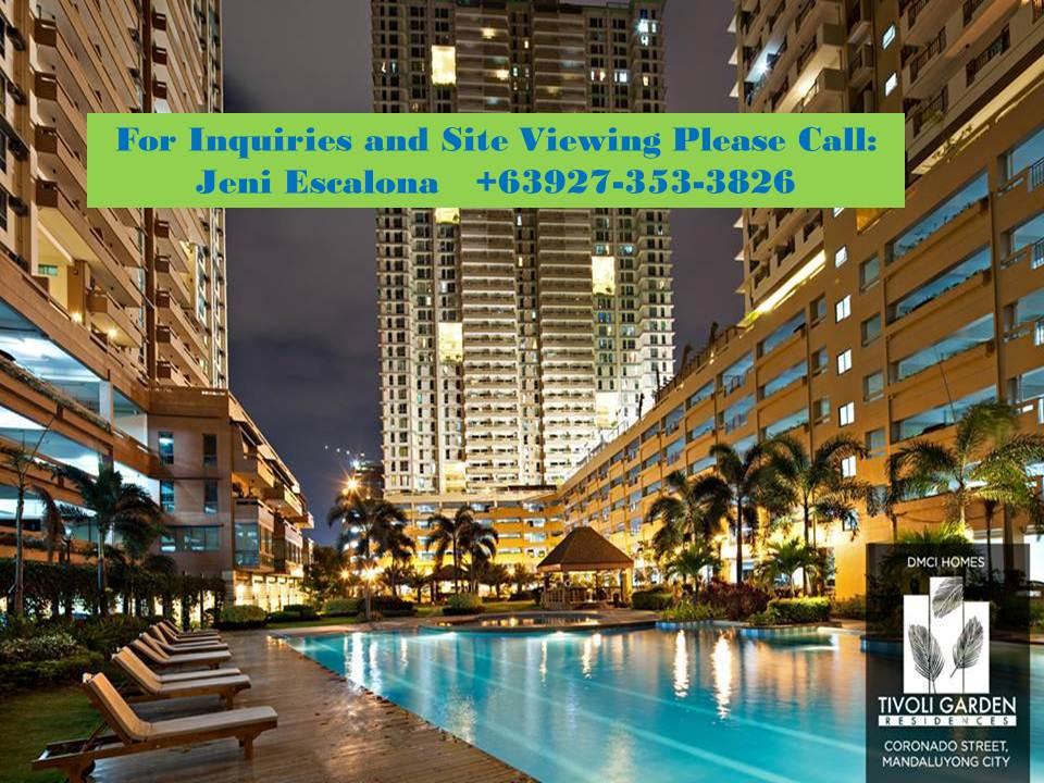 FOR SALE: Apartment / Condo / Townhouse Manila Metropolitan Area > Mandaluyong 4