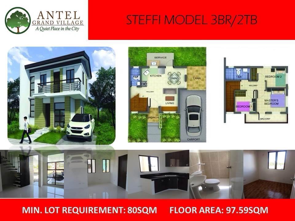 steffi house model