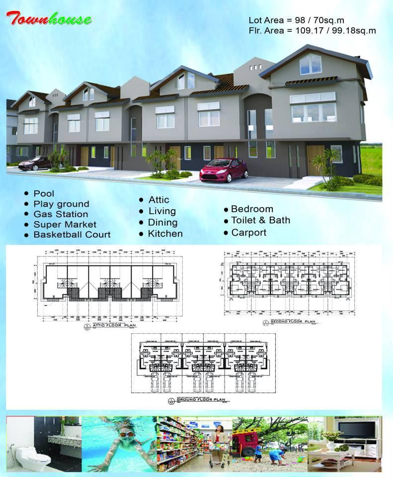 FOR SALE: Apartment / Condo / Townhouse Cavite > Dasmarinas