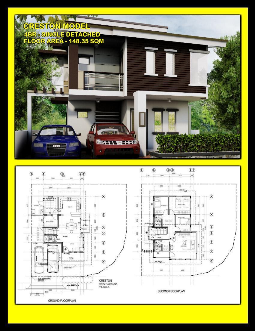 La Mirada Creston Model Home