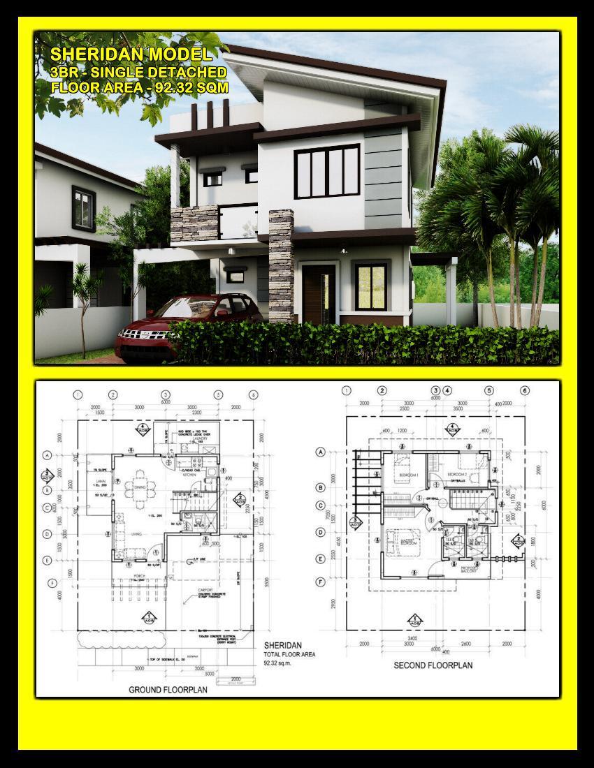 La Mirada Sheridan Model Home