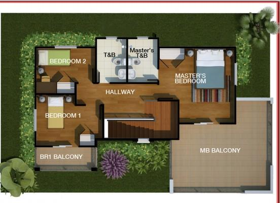 Tilia 2nd Floor