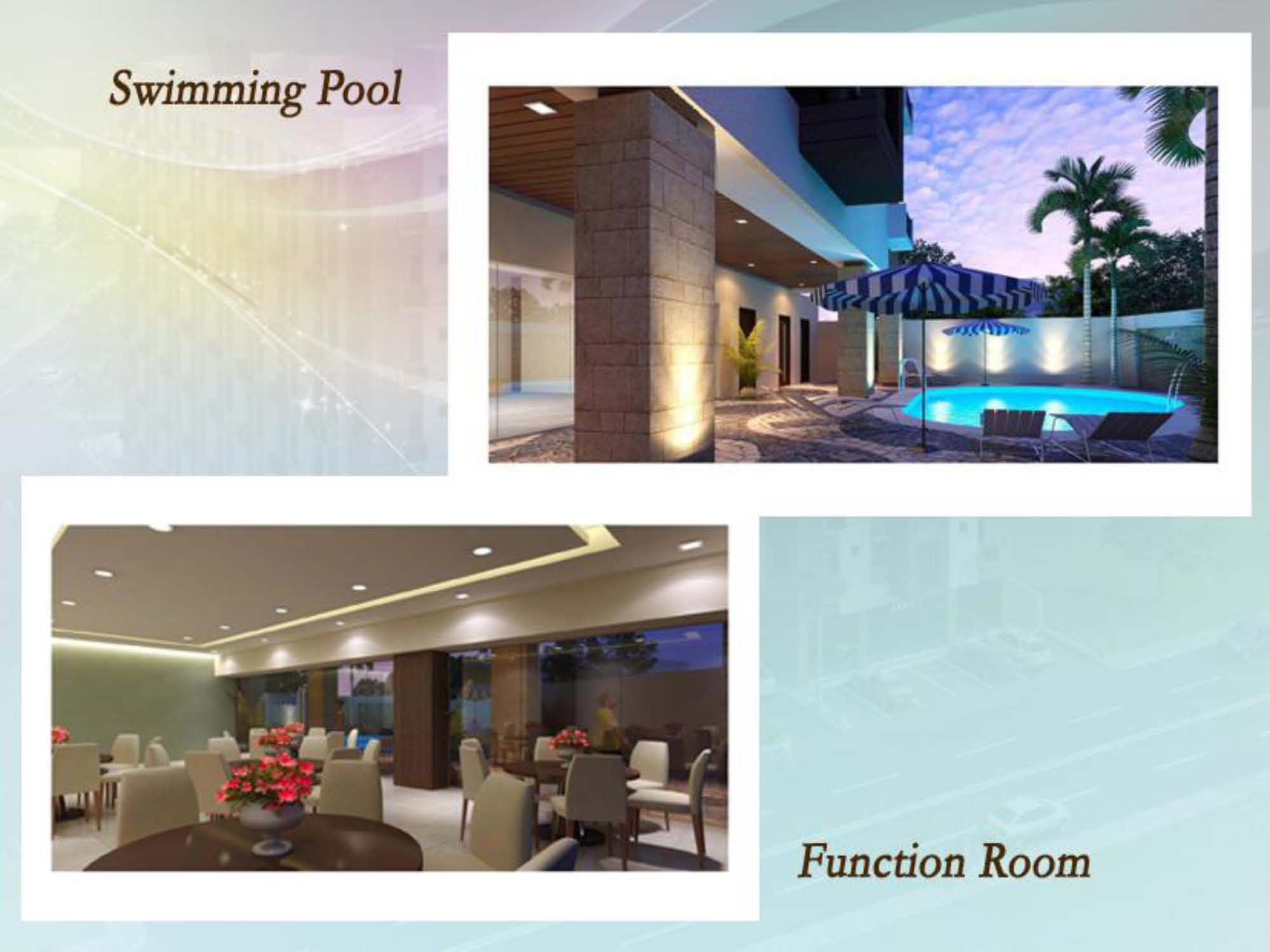 Swimming Pool and Function Room