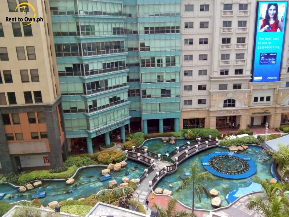 Eastwood Mall - http://www.renttoown.ph