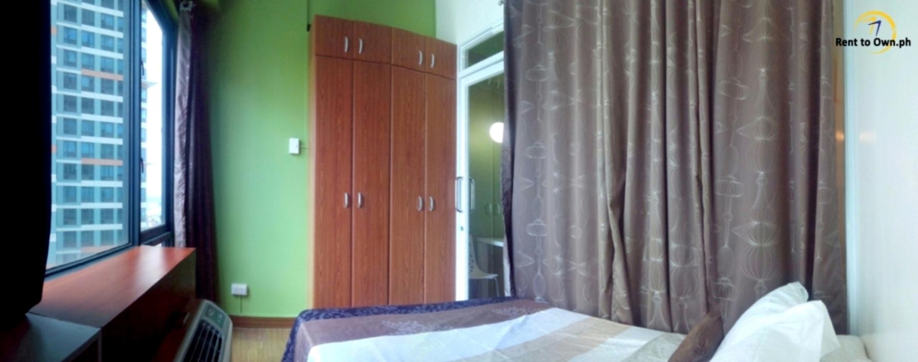Bedroom 2 - http://www.renttoown.ph