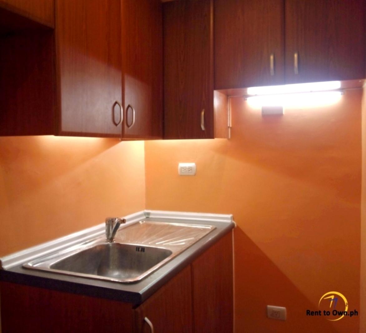 Kitchen 2 - http://www.renttoown.ph
