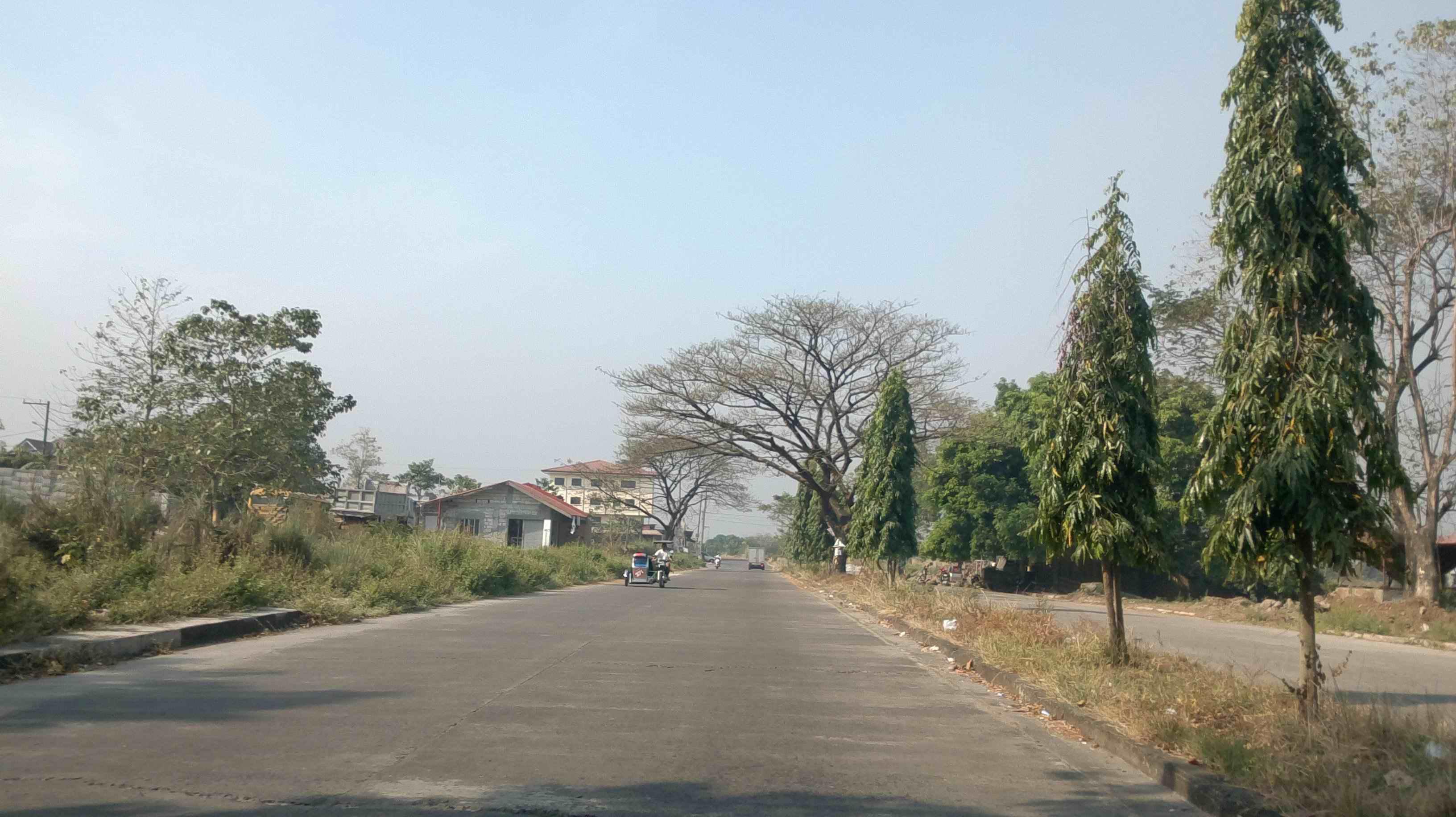 saranay vacant lot