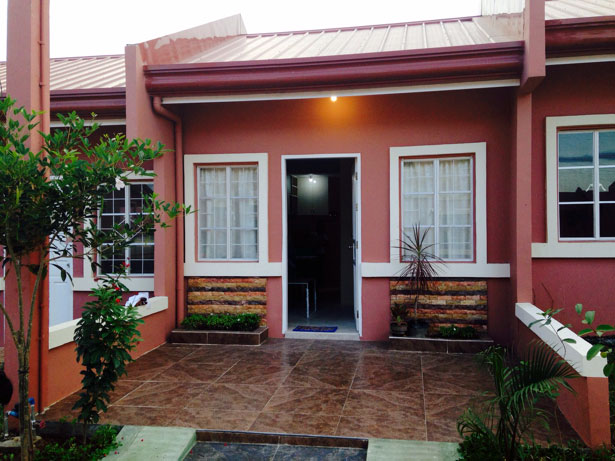 House and lot for sale in Mintal, Davao City