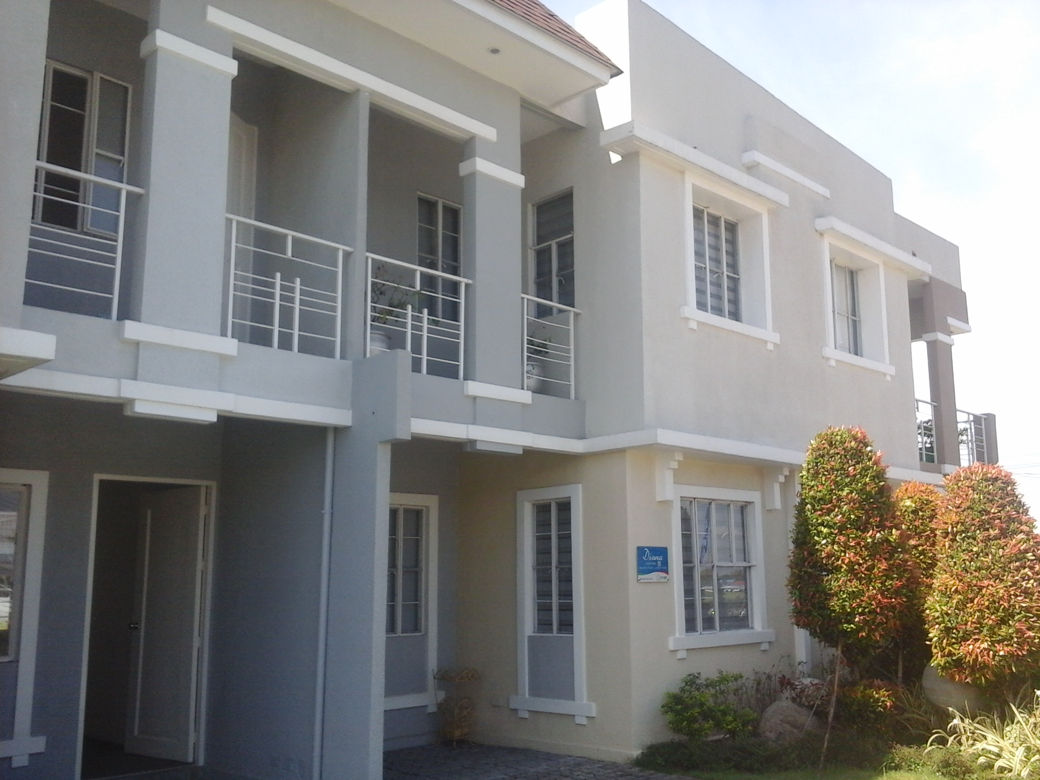 Diana model (Townhouse)