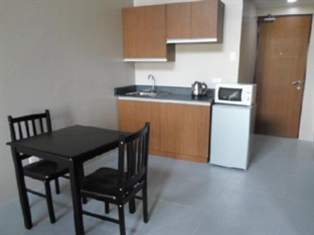 Unit 210 dining/kitchen