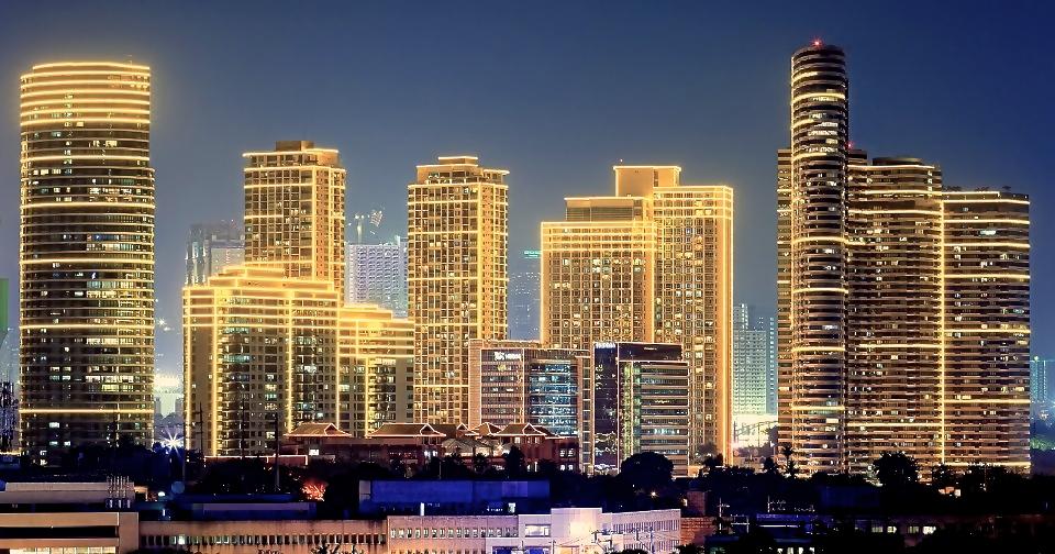 Rockwell Center Skyline