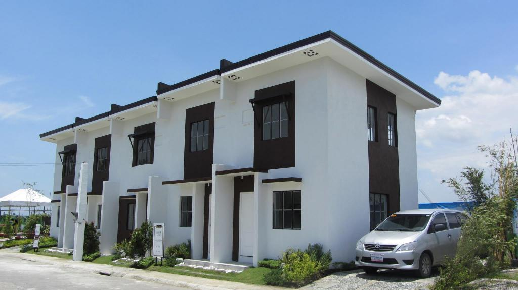 2-storey housing loan thru pag ibig in Molino