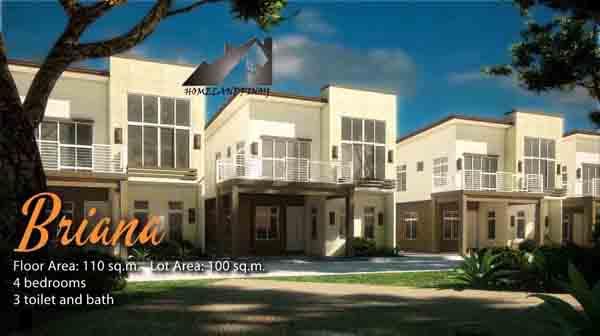 Briana Single House