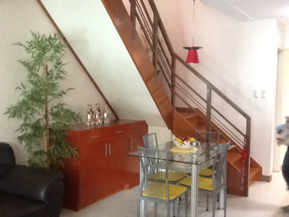Dining Area of one of the Units