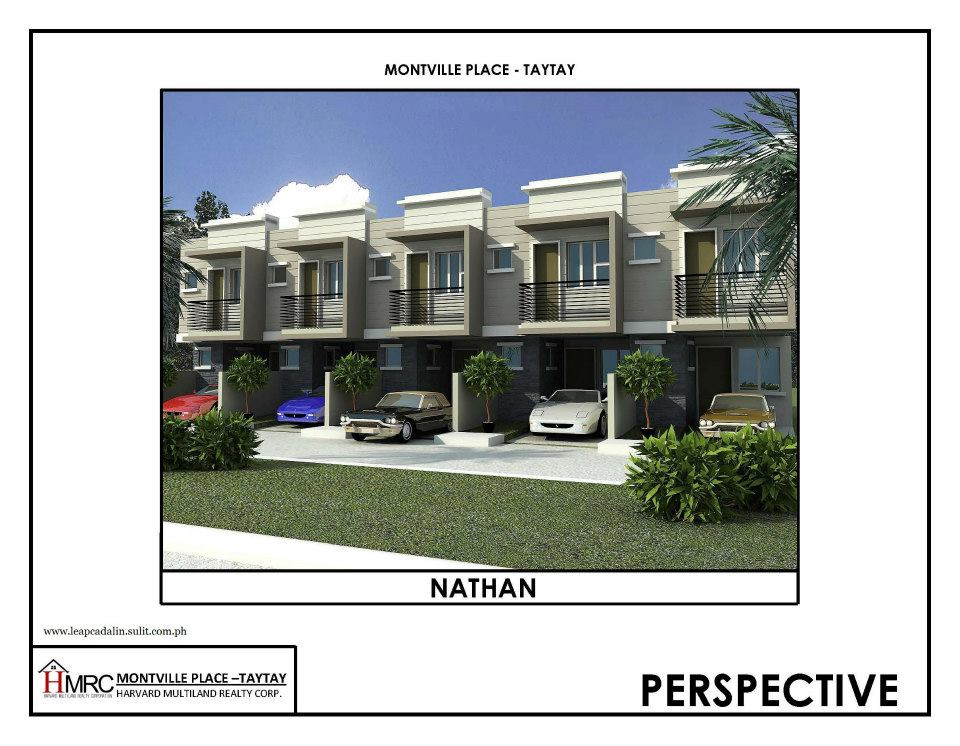 MONTVILLE PLACE-TAYTAY Nathan Model