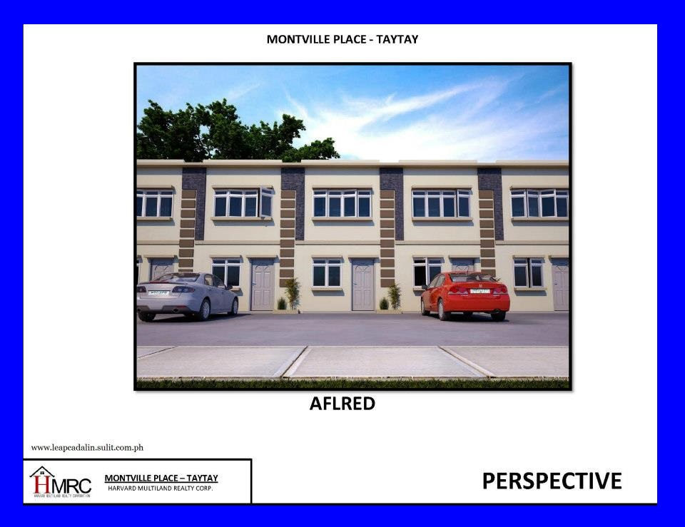 MONTVILLE PLACE-ALFRED MODEL