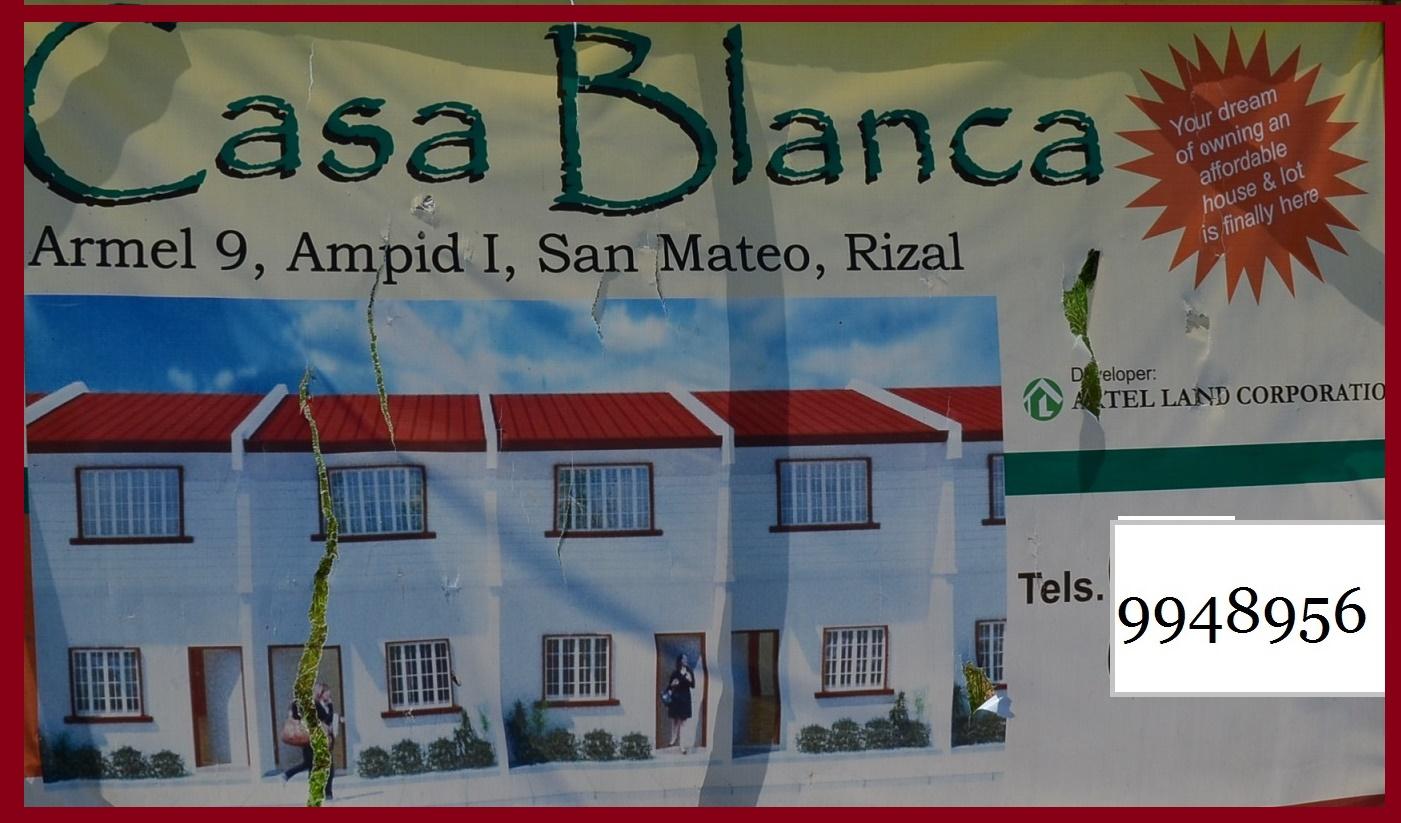 CASA BLANCA- TOWNHOUSE