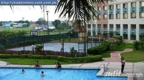 Resort type amenities
