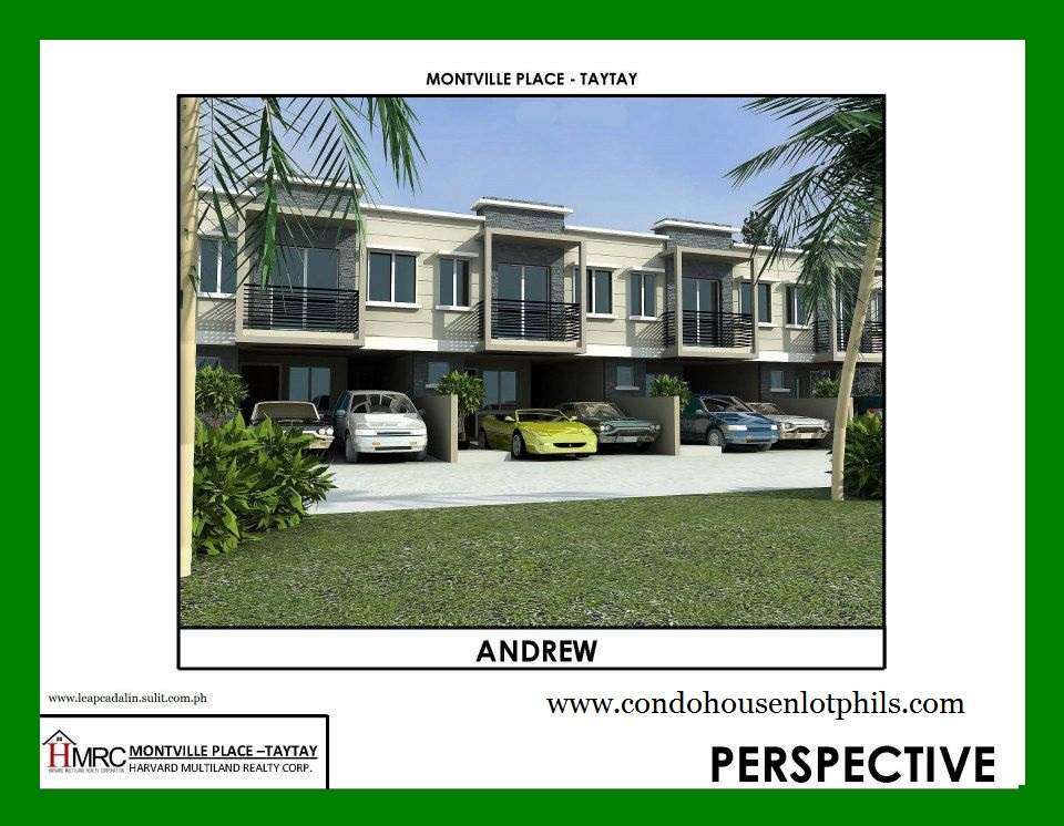 ANDREW MODEL- MONTVILLE PLACE TAYTAY