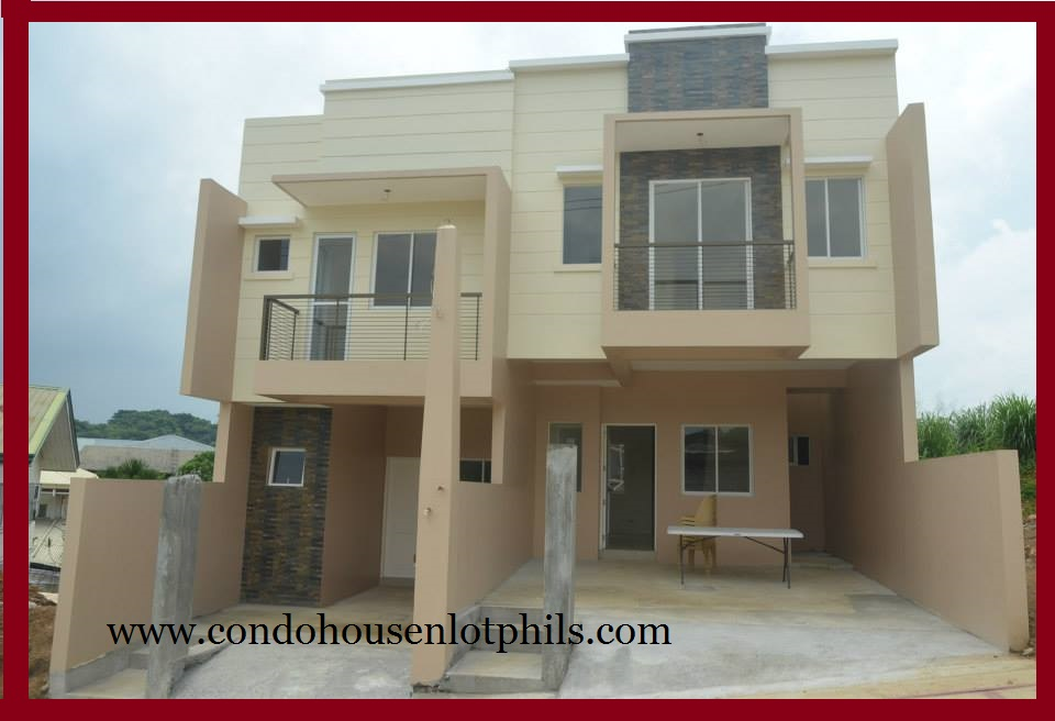 3 BEDROOMS- ANDREW MODEL - MONTVILLE TAYTAY