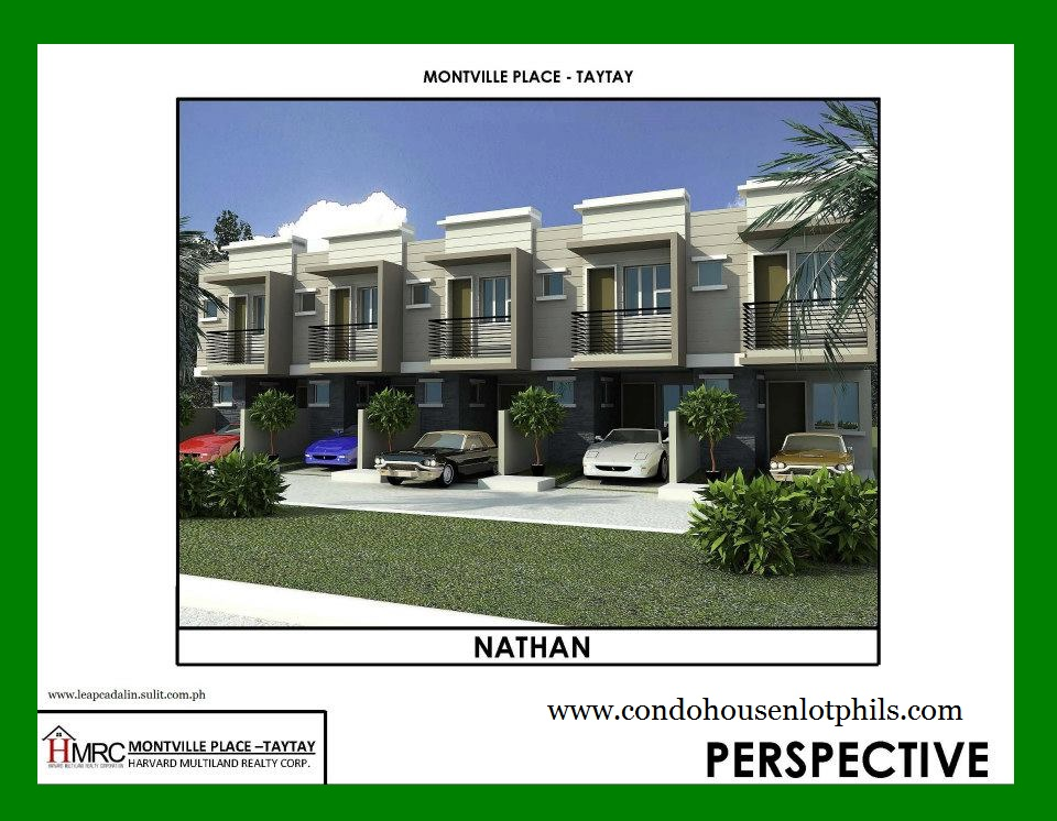 NATHAN MODEL- MONTVILLE PLACE , TAYTAY