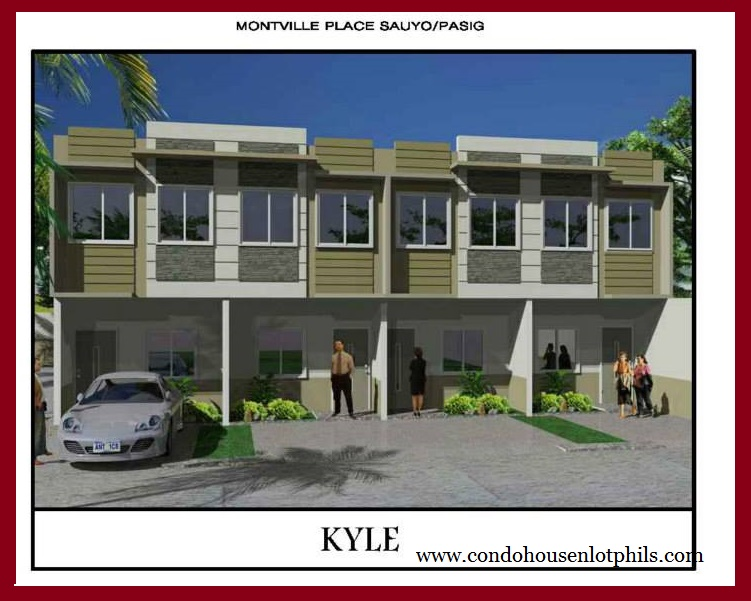 MONTVILLE PLACE- F MANALO PASIG