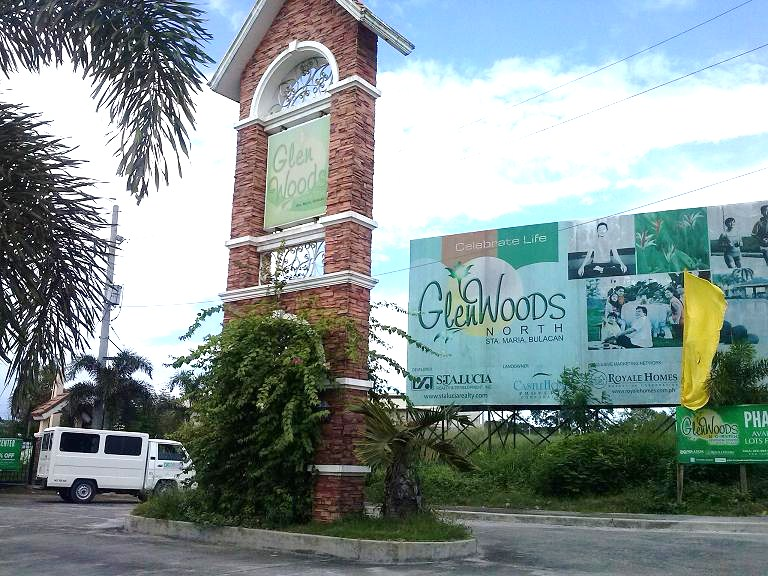 GLENWOODS NORTH STA MARIA, BULACAN along Caysio Road lots for sale Lot / Land / Farm FOR SALE: