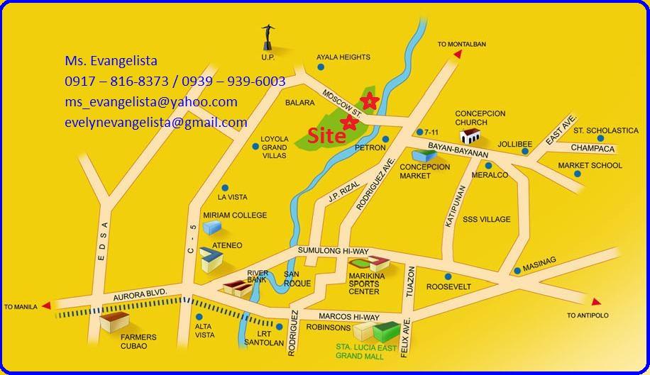 FOR SALE: Lot / Land / Farm Manila Metropolitan Area > Marikina 4