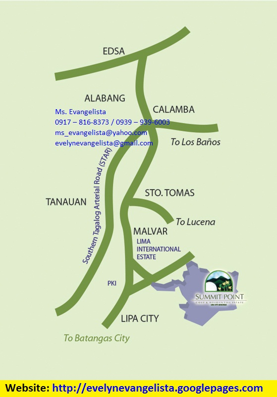FOR SALE: Lot / Land / Farm Batangas > Lipa City