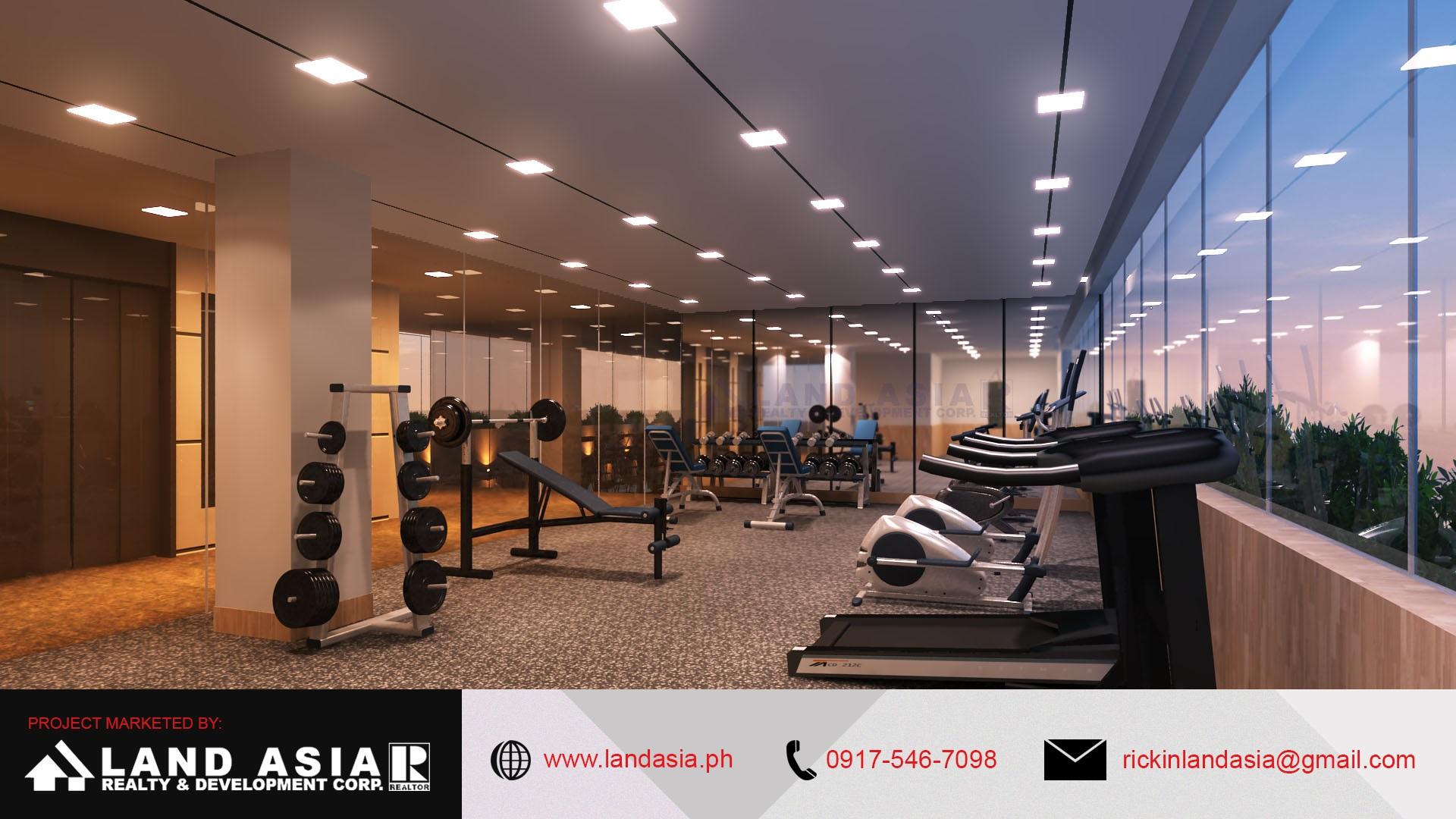 Avenir - Gym