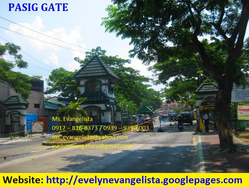 FOR SALE: Lot / Land / Farm Manila Metropolitan Area > Pasig 4