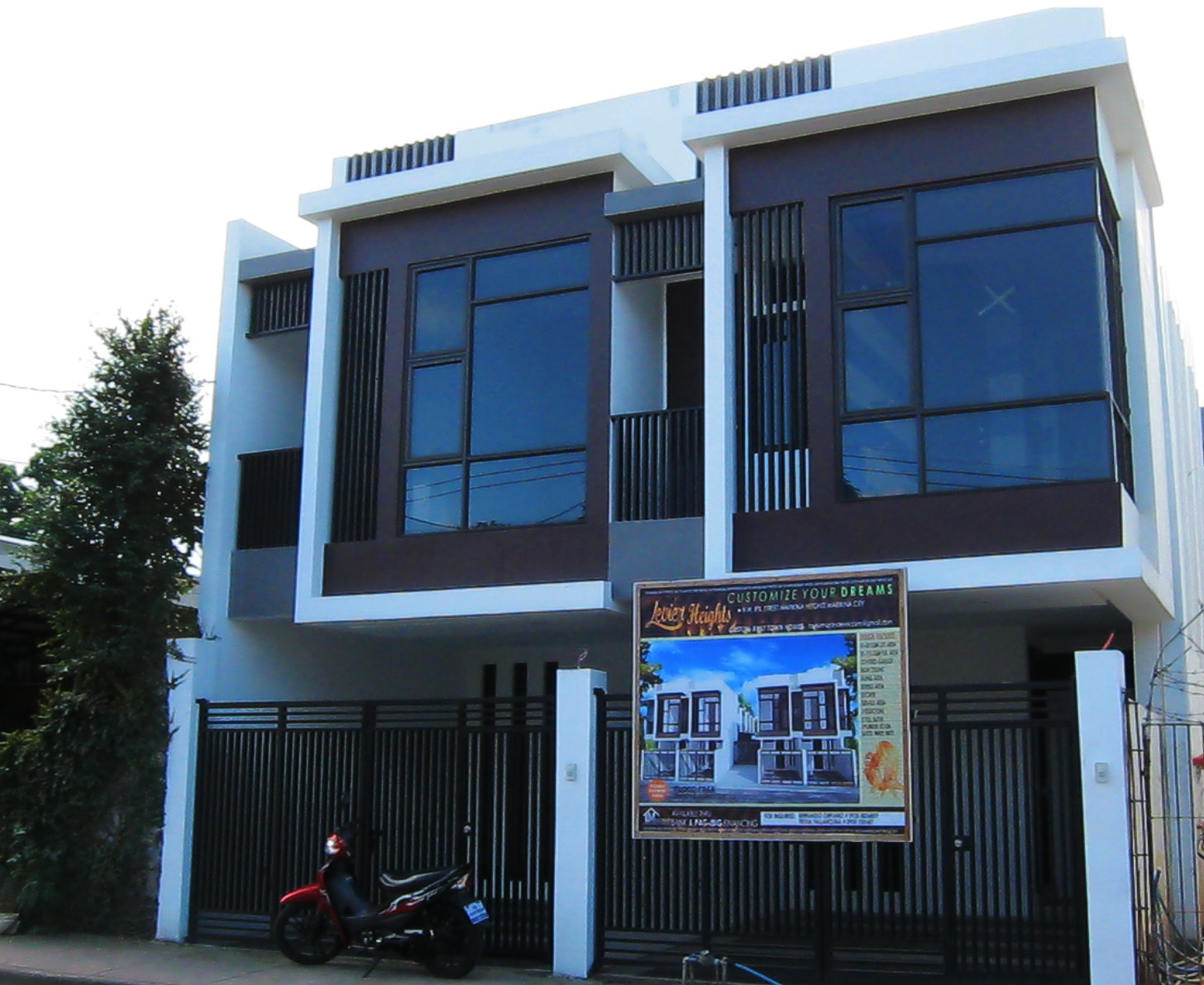 2 storey House and Lot