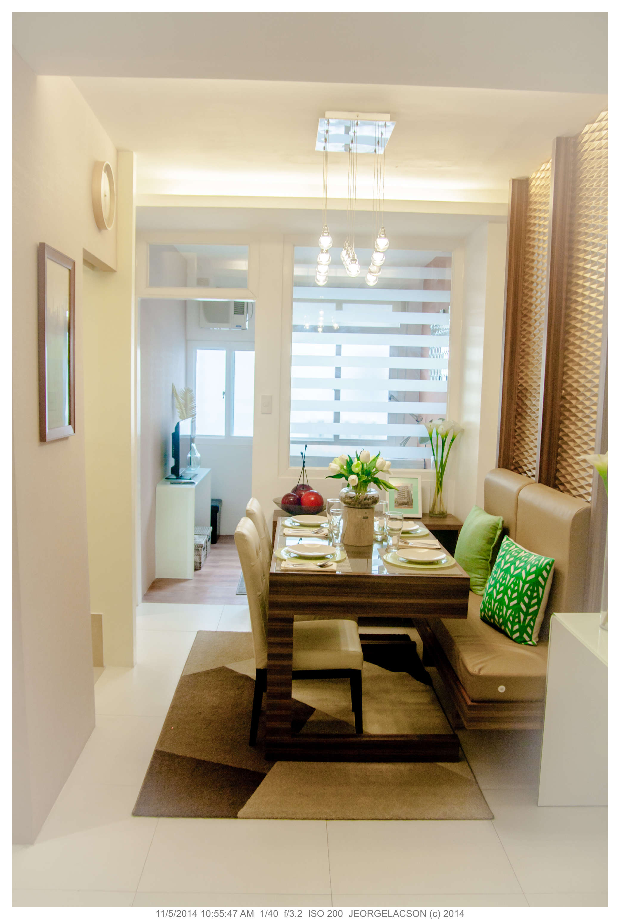 35.70 sqm Condominium unit