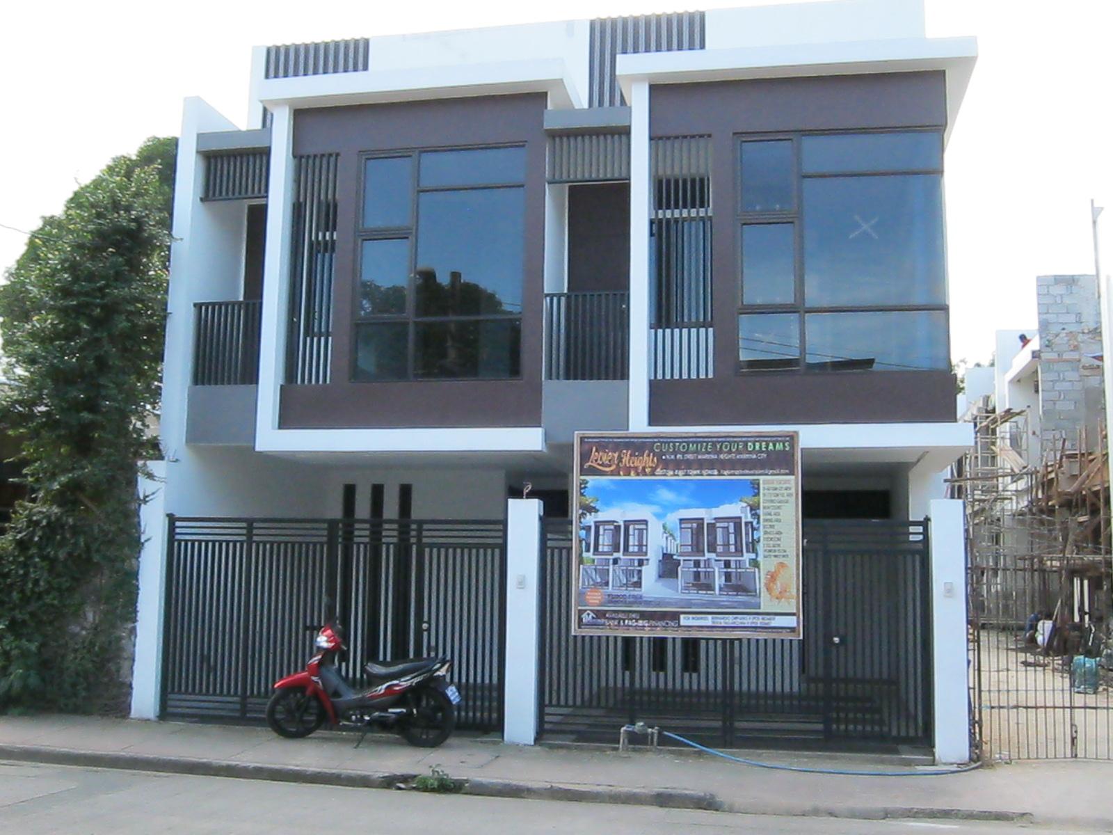Levier 3 Townhome in Parang, Marikina City